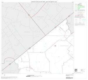 Primary view of object titled '2000 Census County Subdivison Block Map: Goliad North CCD, Texas, Block 1'.