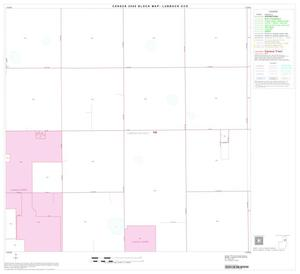 Primary view of object titled '2000 Census County Subdivison Block Map: Lubbock CCD, Texas, Block 11'.