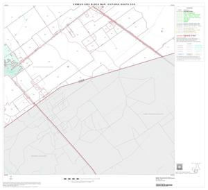 Primary view of object titled '2000 Census County Subdivison Block Map: Victoria South CCD, Texas, Block 7'.