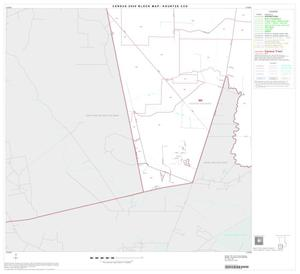 Primary view of object titled '2000 Census County Subdivison Block Map: Kountze CCD, Texas, Block 5'.