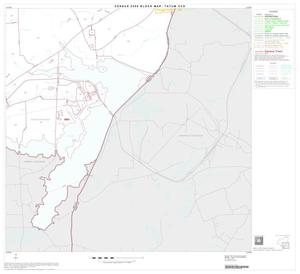 Primary view of object titled '2000 Census County Subdivison Block Map: Tatum CCD, Texas, Block 4'.