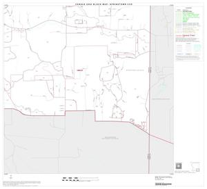 Primary view of object titled '2000 Census County Subdivison Block Map: Springtown CCD, Texas, Block 9'.