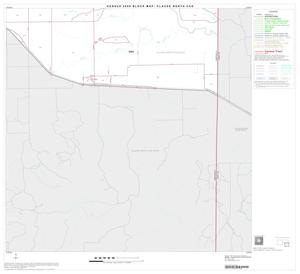 Primary view of object titled '2000 Census County Subdivison Block Map: Claude North CCD, Texas, Block 6'.