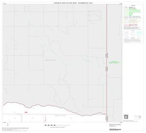 Primary view of object titled '2000 Census County Subdivison Block Map: Shamrock CCD, Texas, Block 4'.