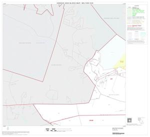 Primary view of object titled '2000 Census County Subdivison Block Map: Belton CCD, Texas, Block 1'.