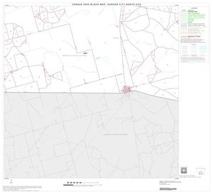 Primary view of object titled '2000 Census County Subdivison Block Map: Garden City North CCD, Texas, Block 5'.