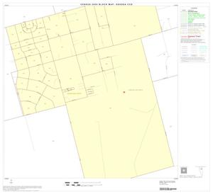Primary view of object titled '2000 Census County Subdivison Block Map: Odessa CCD, Texas, Block 7'.