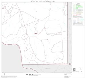 Primary view of object titled '2000 Census County Subdivison Block Map: Eagle Pass CCD, Texas, Block 11'.