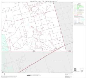 Primary view of object titled '2000 Census County Subdivison Block Map: Tarzan-Lenorah CCD, Texas, Block 8'.
