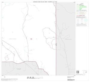 Primary view of object titled '2000 Census County Subdivison Block Map: Kerrville CCD, Texas, Block 8'.