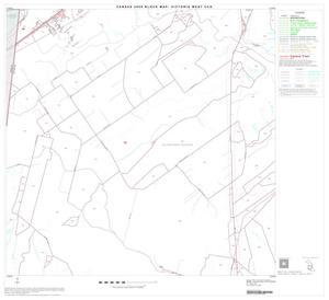 Primary view of object titled '2000 Census County Subdivison Block Map: Victoria West CCD, Texas, Block 7'.