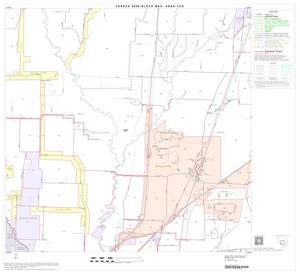 Primary view of object titled '2000 Census County Subdivison Block Map: Anna CCD, Texas, Block 5'.