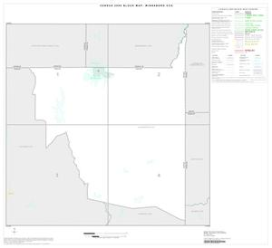 Primary view of object titled '2000 Census County Subdivison Block Map: Winnsboro CCD, Texas, Index'.