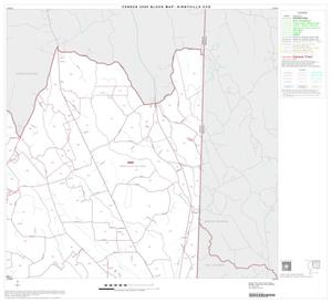 Primary view of object titled '2000 Census County Subdivison Block Map: Kirbyville CCD, Texas, Block 2'.