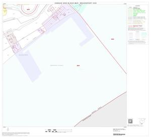 Primary view of object titled '2000 Census County Subdivison Block Map: Brazosport CCD, Texas, Block 22'.