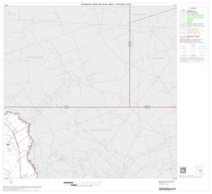 Primary view of object titled '2000 Census County Subdivison Block Map: Pecos CCD, Texas, Block 5'.