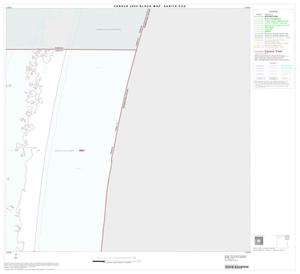 Primary view of object titled '2000 Census County Subdivison Block Map: Sarita CCD, Texas, Block 4'.