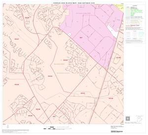 Primary view of object titled '2000 Census County Subdivison Block Map: San Antonio CCD, Texas, Block 32'.