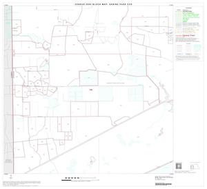 Primary view of object titled '2000 Census County Subdivison Block Map: Sabine Pass CCD, Texas, Block 4'.