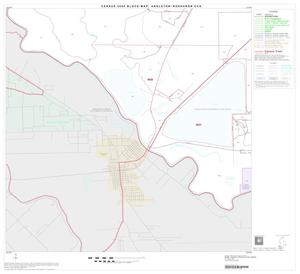 Primary view of object titled '2000 Census County Subdivison Block Map: Angleton-Rosharon CCD, Texas, Block 11'.