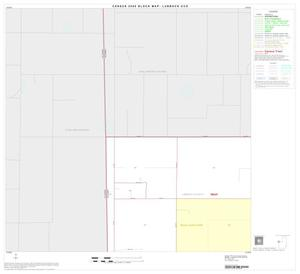 Primary view of object titled '2000 Census County Subdivison Block Map: Lubbock CCD, Texas, Block 13'.