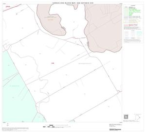 Primary view of object titled '2000 Census County Subdivison Block Map: San Antonio CCD, Texas, Block 59'.