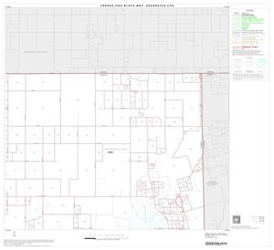 Primary view of object titled '2000 Census County Subdivison Block Map: Seagraves CCD, Texas, Block 3'.
