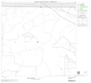 Primary view of object titled '2000 Census County Subdivison Block Map: Ingram CCD, Texas, Block 2'.