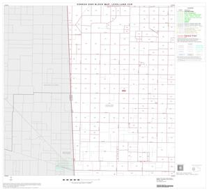 Primary view of object titled '2000 Census County Subdivison Block Map: Levelland CCD, Texas, Block 4'.