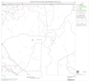Primary view of object titled '2000 Census County Subdivison Block Map: Breckenridge North CCD, Texas, Block 2'.