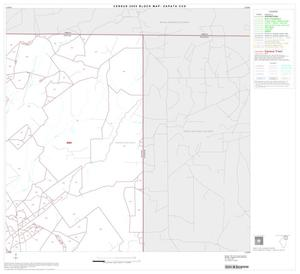 Primary view of object titled '2000 Census County Subdivison Block Map: Zapata CCD, Texas, Block 2'.