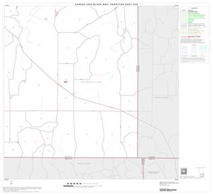 Primary view of object titled '2000 Census County Subdivison Block Map: Perryton East CCD, Texas, Block 6'.