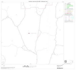 Primary view of object titled '2000 Census County Subdivison Block Map: Borger CCD, Texas, Block 7'.