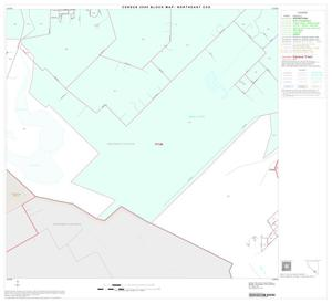 Primary view of object titled '2000 Census County Subdivison Block Map: Northeast CCD, Texas, Block 53'.