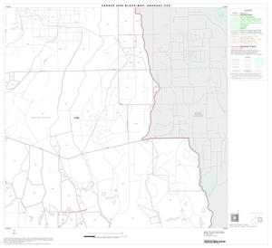Primary view of object titled '2000 Census County Subdivison Block Map: Anahuac CCD, Texas, Block 5'.