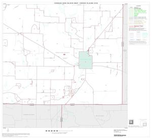 Primary view of object titled '2000 Census County Subdivison Block Map: Cross Plains CCD, Texas, Block 4'.