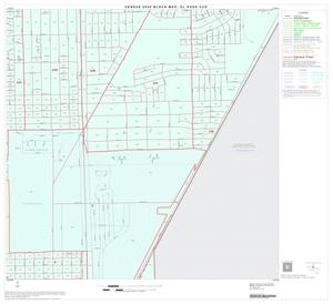 Primary view of object titled '2000 Census County Subdivison Block Map: El Paso CCD, Texas, Block 10'.