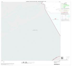 Primary view of object titled '2000 Census County Subdivison Block Map: Brazosport CCD, Texas, Block 23'.