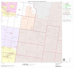 Primary view of object titled '2000 Census County Subdivison Block Map: Mission CCD, Texas, Block 12'.