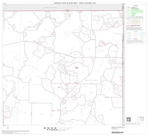 Primary view of object titled '2000 Census County Subdivison Block Map: Jean-Loving CCD, Texas, Block 2'.