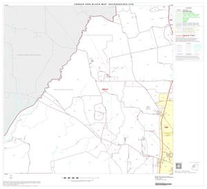 Primary view of object titled '2000 Census County Subdivison Block Map: Nacogdoches CCD, Texas, Block 5'.
