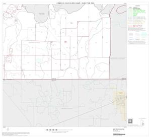 Primary view of object titled '2000 Census County Subdivison Block Map: Electra CCD, Texas, Block 8'.