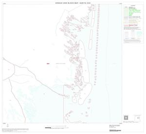 Primary view of object titled '2000 Census County Subdivison Block Map: Sarita CCD, Texas, Block 7'.
