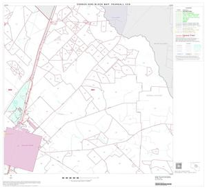 Primary view of object titled '2000 Census County Subdivison Block Map: Pearsall CCD, Texas, Block 6'.