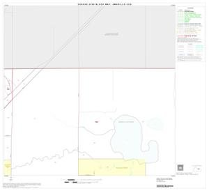 Primary view of object titled '2000 Census County Subdivison Block Map: Amarillo CCD, Texas, Block 12'.