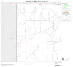 Primary view of object titled '2000 Census County Subdivison Block Map: North Jim Hogg CCD, Texas, Block 4'.
