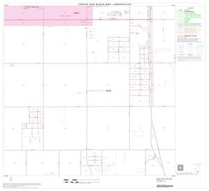 Primary view of object titled '2000 Census County Subdivison Block Map: Lubbock CCD, Texas, Block 34'.