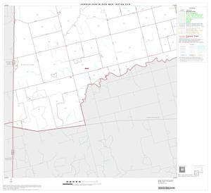 Primary view of object titled '2000 Census County Subdivison Block Map: Rotan CCD, Texas, Block 3'.