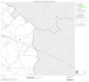 Primary view of object titled '2000 Census County Subdivison Block Map: Canton CCD, Texas, Block 6'.