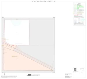 Primary view of object titled '2000 Census County Subdivison Block Map: Plainview CCD, Texas, Inset A01'.